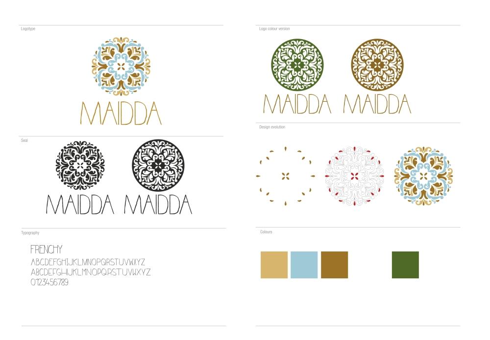 Logo MAIDDA